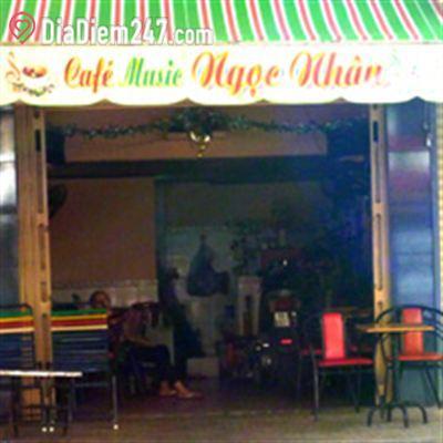 Ngọc châu Cafe - Trần Hưng Đạo