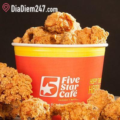 Five Star Chicken - Cao Đạt
