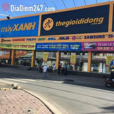 Siêu thị Điện máy Xanh Duyên Hải, Cần Giờ - TP. HCM