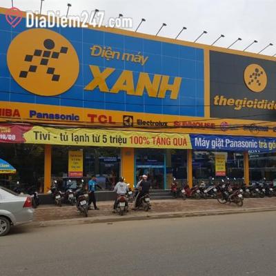 Siêu thị Điện máy XANH Đầm Săn, Thạch Thất, Hà Nội