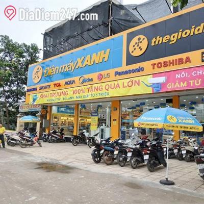 Siêu thị Điện máy XANH Bình Phú, Hà Nội