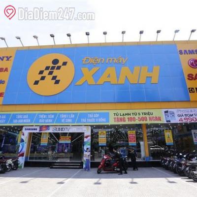 Siêu thị Điện máy XANH Phố Ga (Thường Tín), Hà Nội