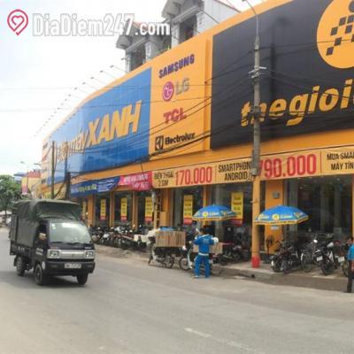 Siêu thị Điện máy Xanh Vân Đình, Ứng Hòa, Hà Nội