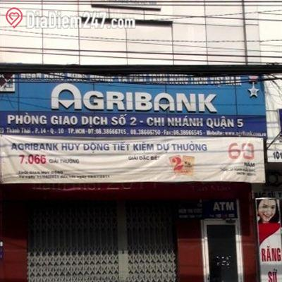 Agribank - Phòng giao dịch số 2