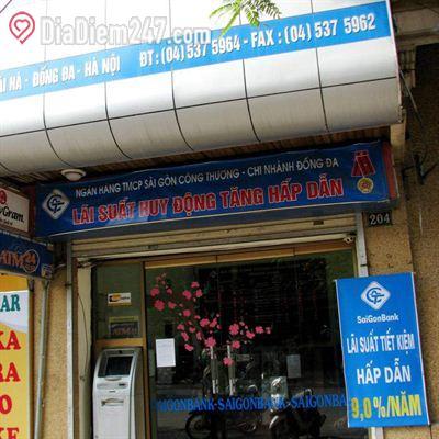 ATM - Saigon Bank
