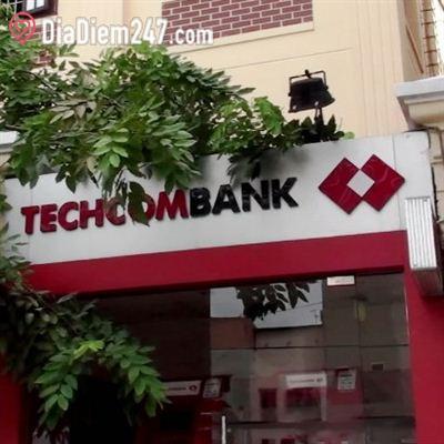 ATM - Techcombank