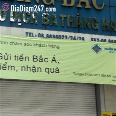 BacABank - Phòng giao dịch 3 tháng 2
