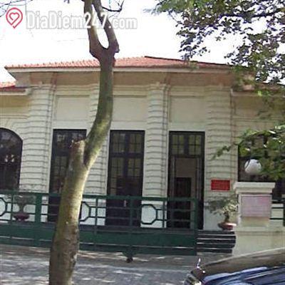 Bảo Tàng và nhà khách Quốc Tế