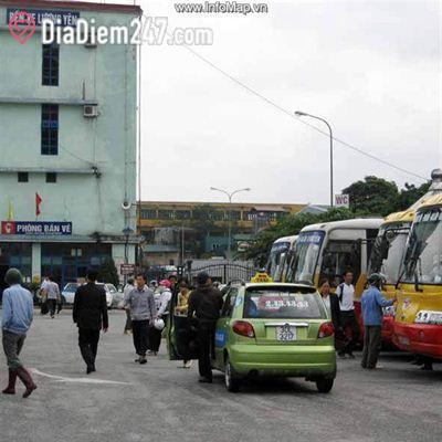 Bến xe Lương Yên