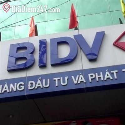 BIDV - Chi nhánh Sài Gòn - PGD Đầm Sen