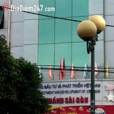 BIDV - Phòng giao dịch 3 tháng 2