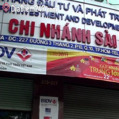 BIDV - Phòng giao dịch Kỳ Hòa