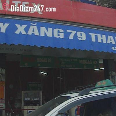 Cây xăng 79 Thanh Nhàn