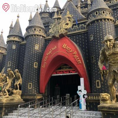 Công viên phép thuật Harry Potter