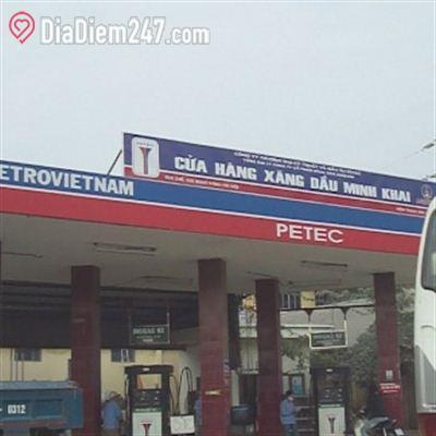 Cửa hàng xăng dầu Minh Khai