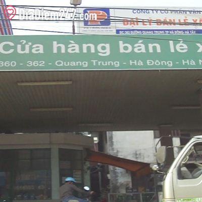 Đại lý bán lẻ xăng dầu Trần Đăng Ninh