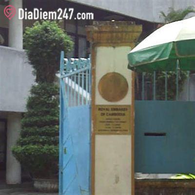 Đại sứ quán Campuchia