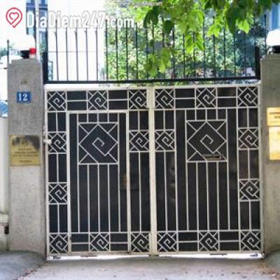 Đại sứ quán cộng hòa An Giê Ri