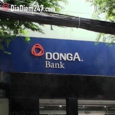 DongABank - Chi nhánh Quận 10