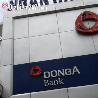 DongABank - Phòng giao dịch 24h số 5