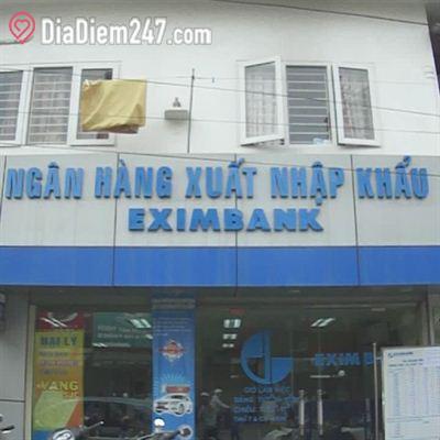 Eximbank - Phòng giao dịch Đồng Tâm