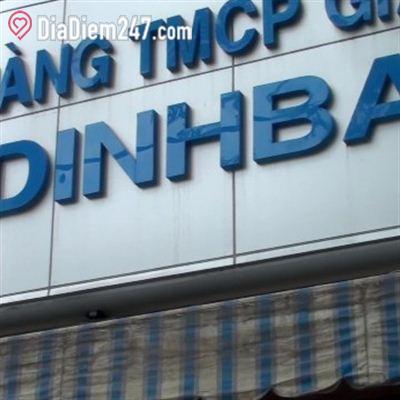 Giadinh Bank - Phòng giao dịch 3 tháng 2