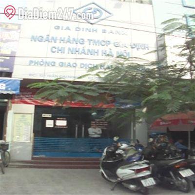 GiaDinhBank - Phòng giao dịch Hai Bà Trưng