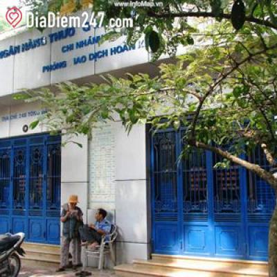 GiaDinhBank - Phòng giao dịch Hoàn Kiếm