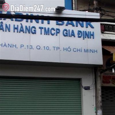 GiaDinhBank - Phòng giao dịch Tô Hiến Thành