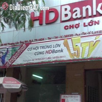 HDBank Chợ Lớn