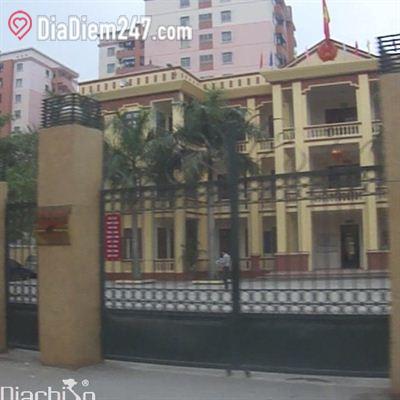 Hội đồng nhân dân phường Văn Quán