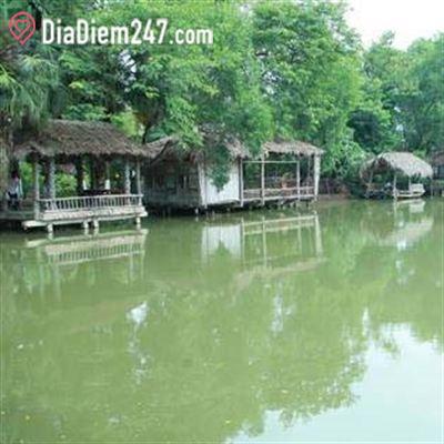 Khu Du Lịch Sinh Thái Cọ Xanh - Nam Hồng