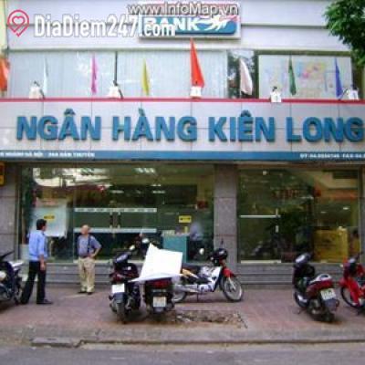 KienLong Bank - Chi nhánh Hà Nội