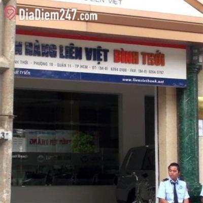 LienVietBank Bình Thới