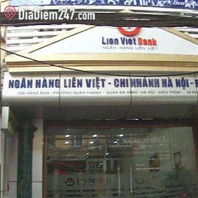 LienVietBank Chi nhánh Hà Nội