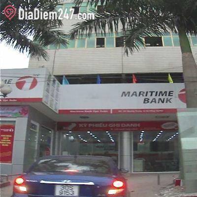 Maritime Bank Vạn Xuân