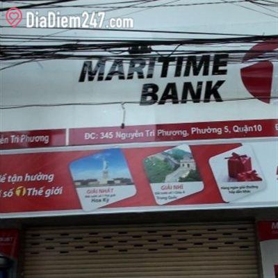 MaritimeBank Nguyễn Tri Phương