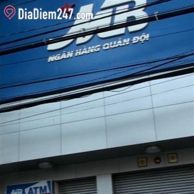 MB - Phòng giao dịch Nguyễn Tri Phương