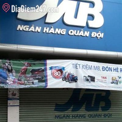 MB - Phòng giao dịch Tô Hiến Thành