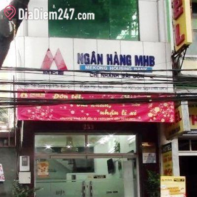 MHB Phòng giao dịch Tân Định