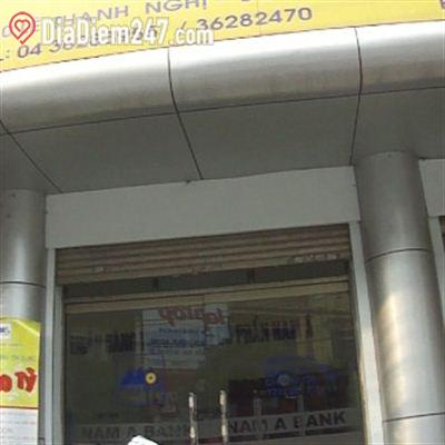 Nam  A Bank - Phòng giao dịch Đồng Tâm