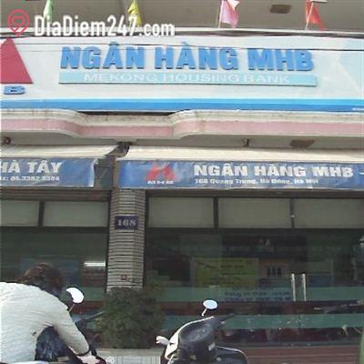 Ngân hàng MHB - Chi nhánh Hà Tây