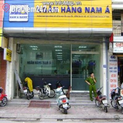 Ngân hàng Nam Á - Phòng giao dịch Đông Đô