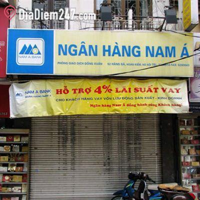 Ngân hàng Nam Á - Phòng giao dịch Đồng Xuân