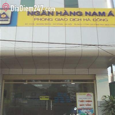 Ngân hàng Nam Á - Phòng giao dịch Hà Đông