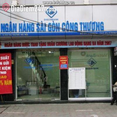 Ngân Hàng Sài Gòn Công Thương - Saigonbank