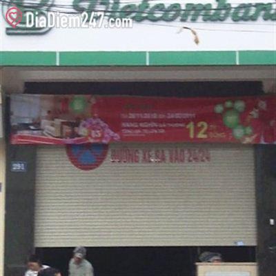 Ngân hàng TMCP ngoại thương Việt Nam Vietcombank