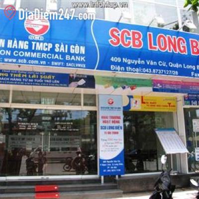 Ngân hàng TMCP Sài Gòn - SCB