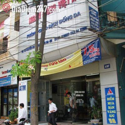 Ngân hàng Việt Á - Phòng giao dịch Đống Đa