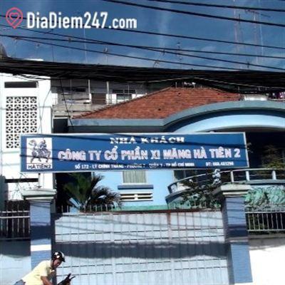 Nhà khách công ty cổ phần xi măng Hà Tiên 2